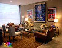 Offices - CEO of NBC/Universal, Los Angeles, CA