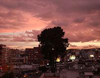 Las nubes como alfombras del paraíso /Cloud junkie