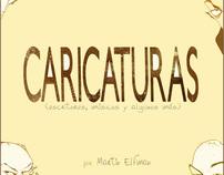 Literary Caricatures
