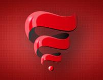Logo redesign for a telecom company