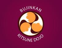 Bujinkan Kitsune Dojo logo