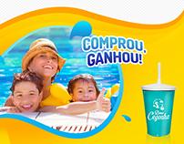 Dona Cegonha - Campanhas promocionais de Verão