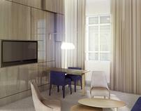 Concept Hotel interior