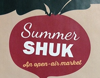 Summer Shuk: an open-air market