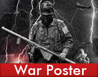 War Poster & Tutorial
