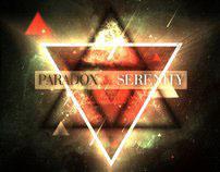 Paradox & Serenity - EP Cover
