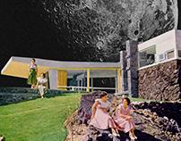 Retro Of The Moon.
