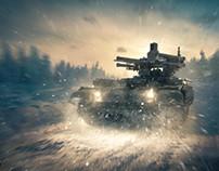 Armored Warfare - Terminator