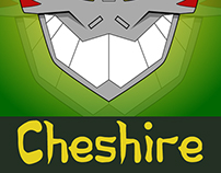 Cheshire DC Comics
