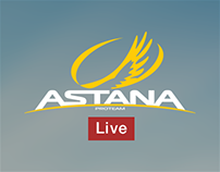 ASTANA PRO TEAM SOCIAL MEDIA NEWS WEBSITE 2014