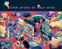 Outer Space Of Only Mine 关于家的一切可能
