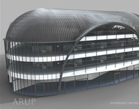 Arup Metro Visualisation