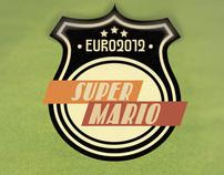 SUPER MARIO _euro 2012