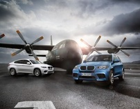 "BMW China X5M X6M ""The Incident"""