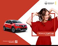Inserto Prensa - Renault