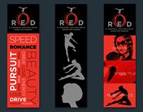 Ferrari World Abu Dhabi - Support Graphics