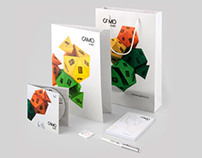 Samo-Soft Visual Identity