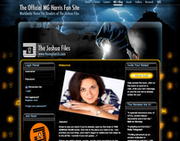 Official MG Harris Fan Site