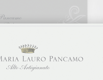 Visual Identity for Lauro Pancamo
