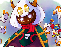 Kirby Boss Collab- Taranza