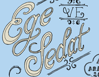 Ege & Sedat invitation