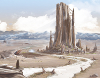 Matte Painting Exercise #01