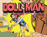 Comic Ad Series