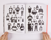 WORK - Pratt Yearbook 2012