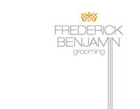 Visual Identity for Frederick Benjamin