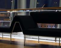 Airport Furniture | Stockholm Arlanda Airport