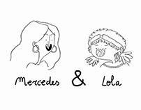 Mercedes & Lola animation