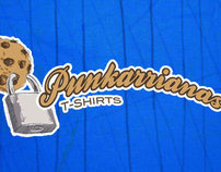 Camisetas Punkarrianas