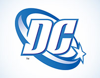 "DC Comics' Logo —The DC ""Spin"""