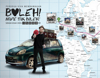 "Perodua Viva ""15000km Love Stories"""