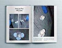 concept fotografie + magazine spreads