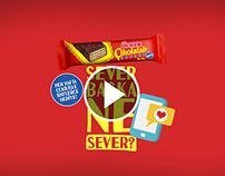 Ülker Çikolatalı Gofret Sever Başka Ne Sever ?(Tanıtım)