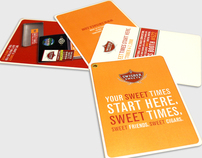 Swisher NACS - 2008 - Invitation / Promo Kit / Booth