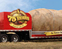 Idaho Potato Commission Traveling Tater Truck