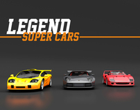 LEGEND SUPER CARS Vol.1