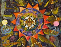 Color of Faith at Baltimore Shambhala Meditation Center