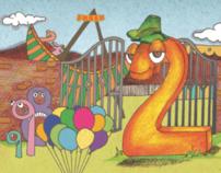 Plus Ka Jadoo (The Magic of Plus) - Childrens Storybook