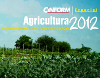 Prospecto de Vendas - Caderno Especial Agricultura 2012