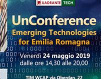 UnConference: Tech for Emilia Romagna