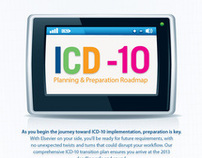 ICD-10 Healthcare Marketing Website