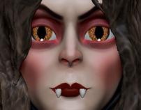 L'ill Vampy figurine