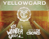 Yellowcard Ad Mat