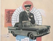 Collage - La aventura de un automovilista