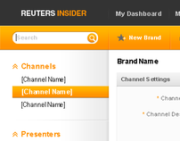 Thomson Reuters Insider - CMS2.0