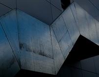 Hidden metal structure
