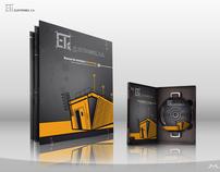 Manual de montaje y desmontaje para stand Elektromek